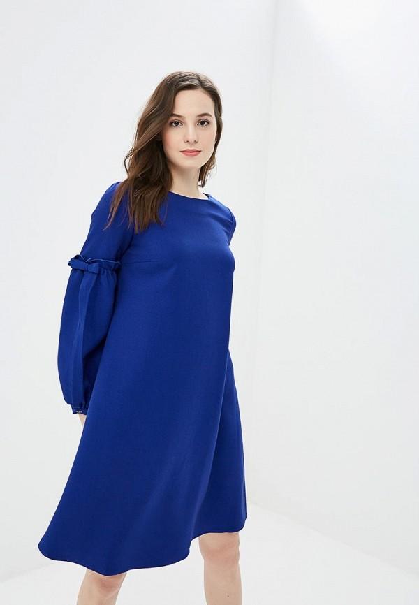 женское повседневные платье argent, синее