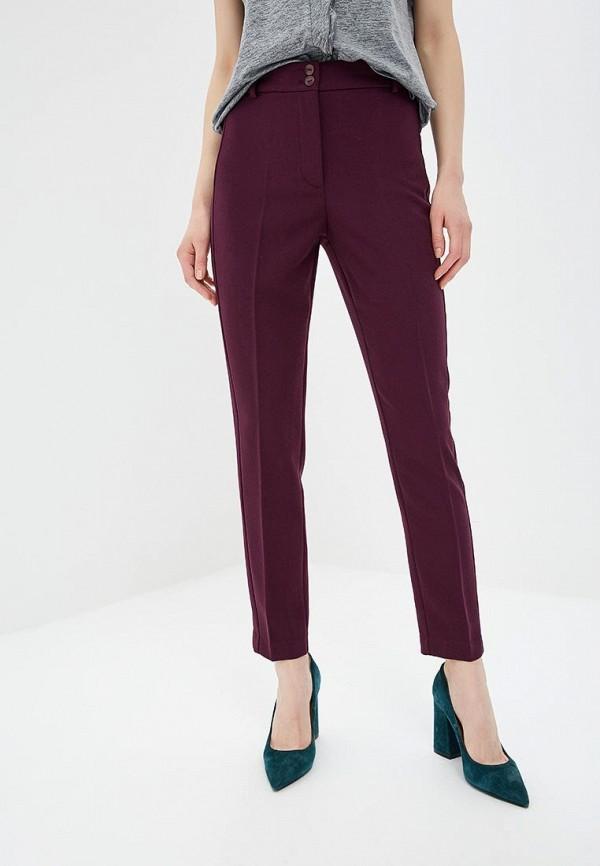 женские повседневные брюки argent, фиолетовые
