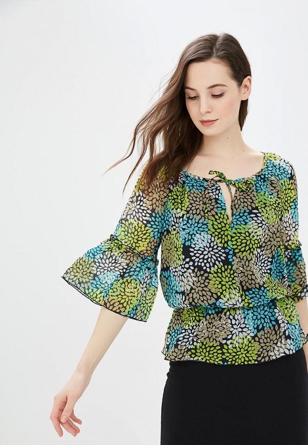 женская блузка argent, разноцветная