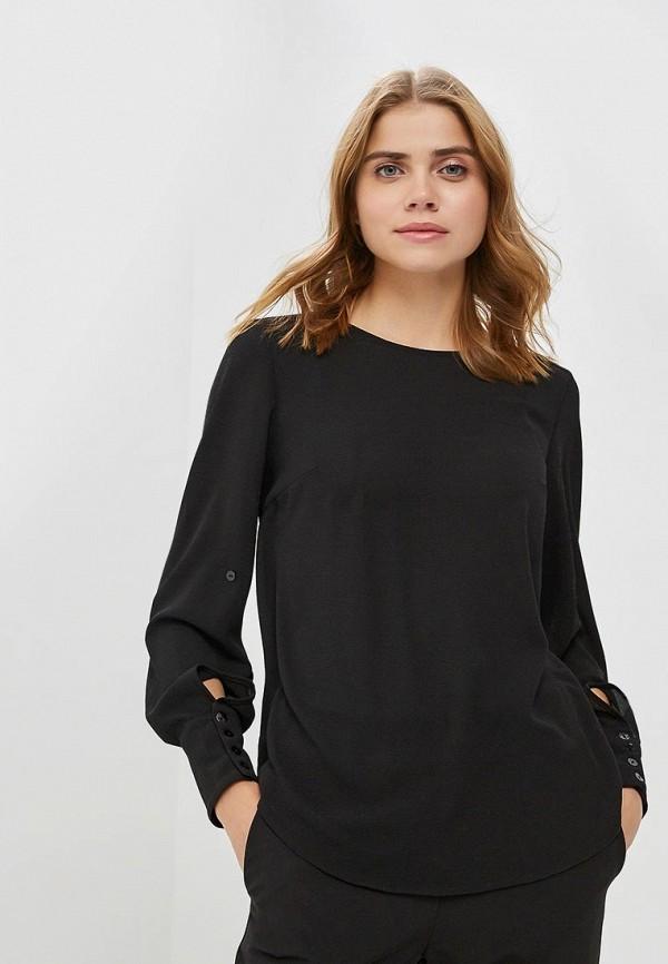 женская блузка argent, черная