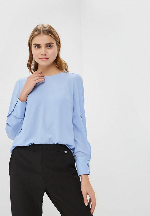 женская блузка argent, голубая