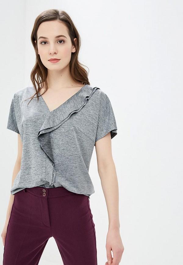 женская блузка argent, серая