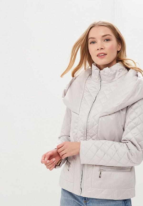 женская куртка de marse, серая