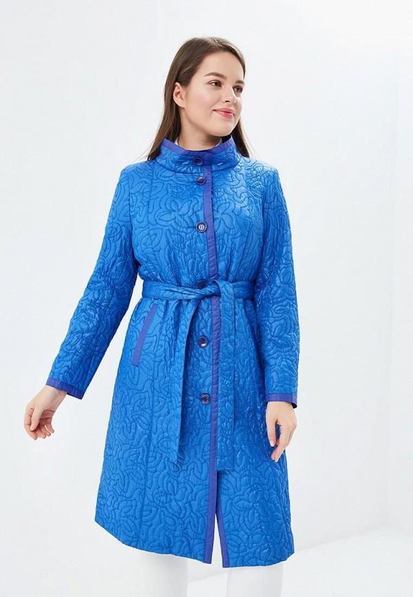 женский плащ de marse, синий