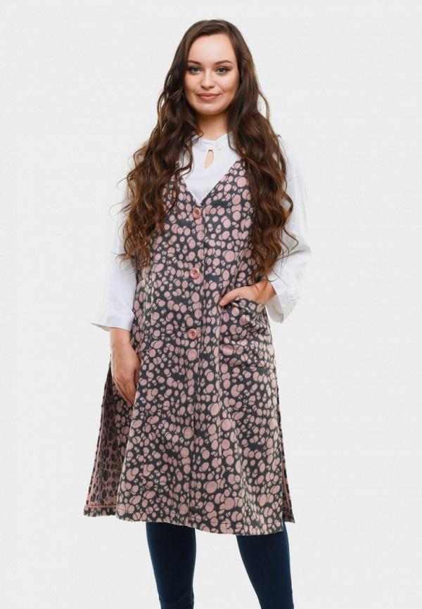 женский жилет magwear, разноцветный
