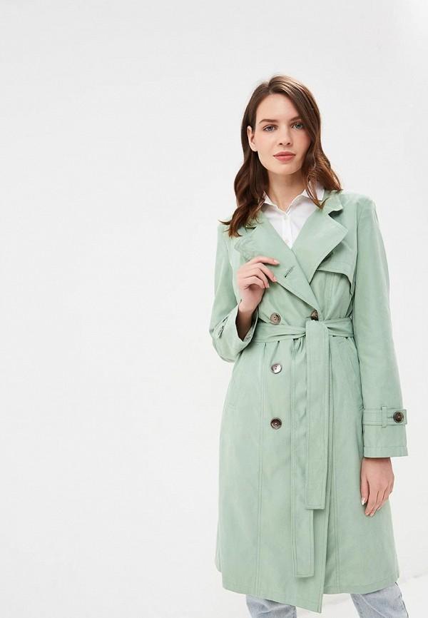женский плащ de marse, зеленый