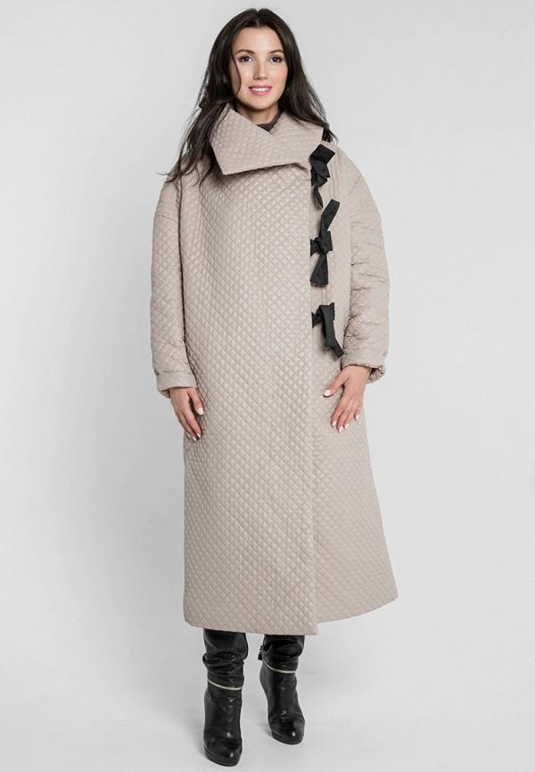 Купить Куртка утепленная Batista Fashion, mp002xw1hggl, бежевый, Осень-зима 2017/2018