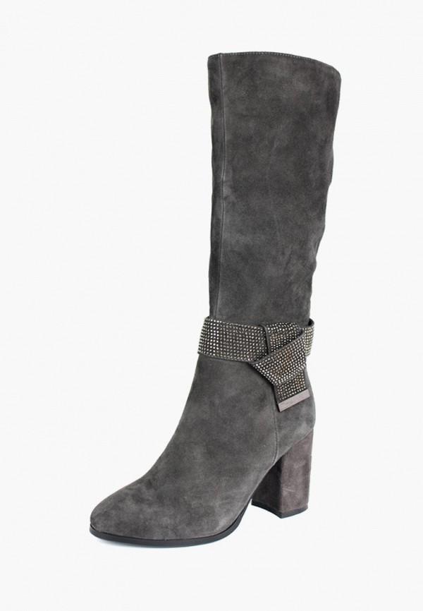 женские сапоги blizzarini, серые