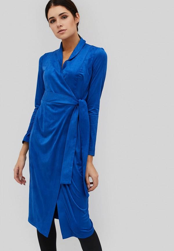 Купить Платье Cardo, mp002xw1hglo, синий, Осень-зима 2018/2019