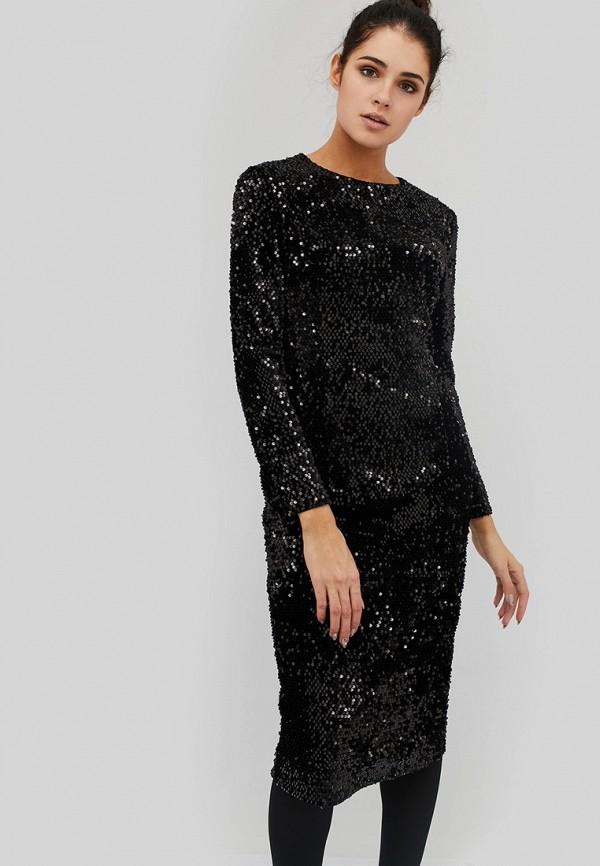 Купить Платье Cardo, mp002xw1hglr, черный, Осень-зима 2018/2019