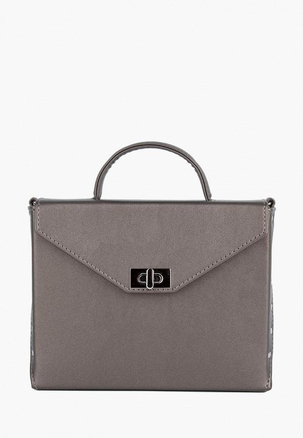 женская сумка arny praht, коричневая
