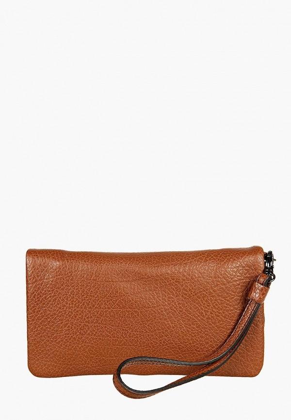 женский кошелёк gianni conti, коричневый
