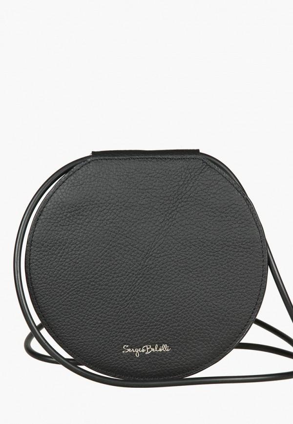 Сумка Sergio Belotti Sergio Belotti MP002XW1HGPA сумка планшет мужская sergio belotti цвет черный 8919 34