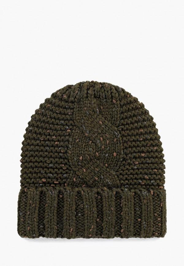 женская шапка vilermo, хаки