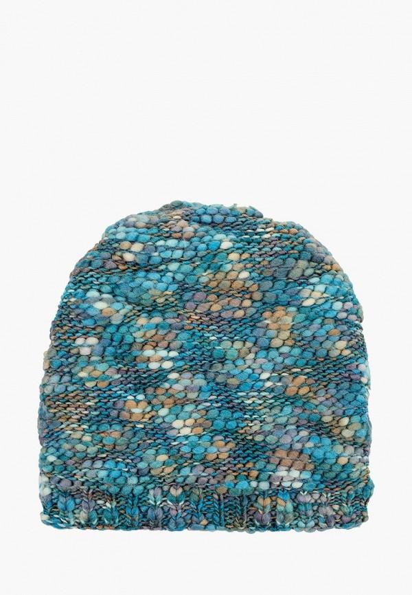 женская шапка vilermo, бирюзовая
