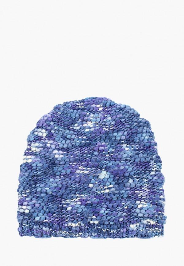 женская шапка vilermo, синяя