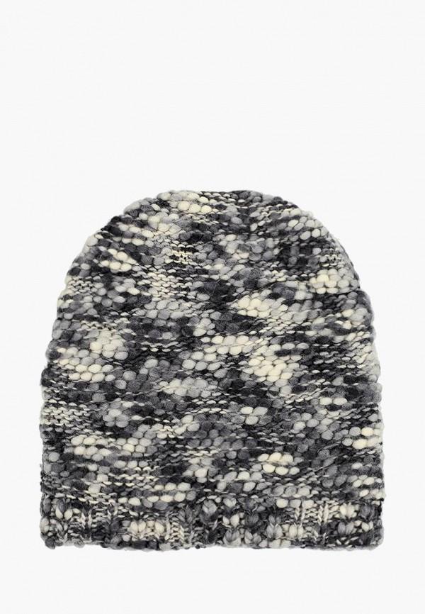 женская шапка vilermo, серая