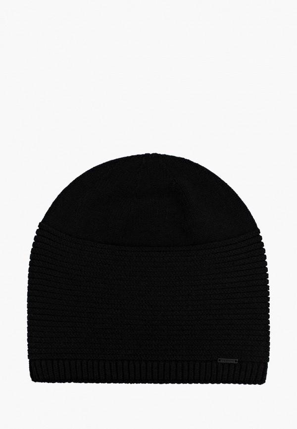 женская шапка vilermo, черная