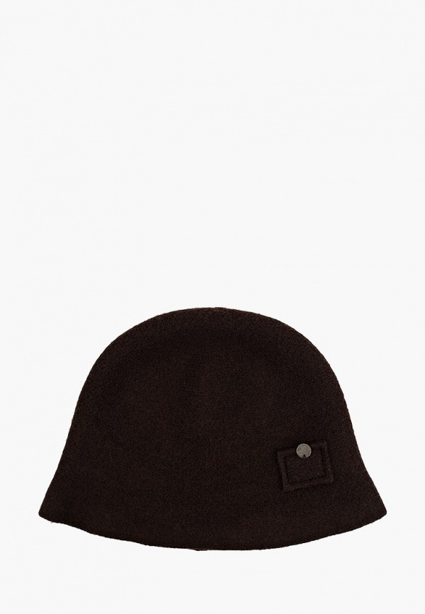 женская шляпа vilermo, коричневая