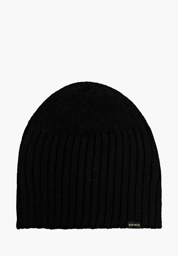 женская шапка regarzo, черная