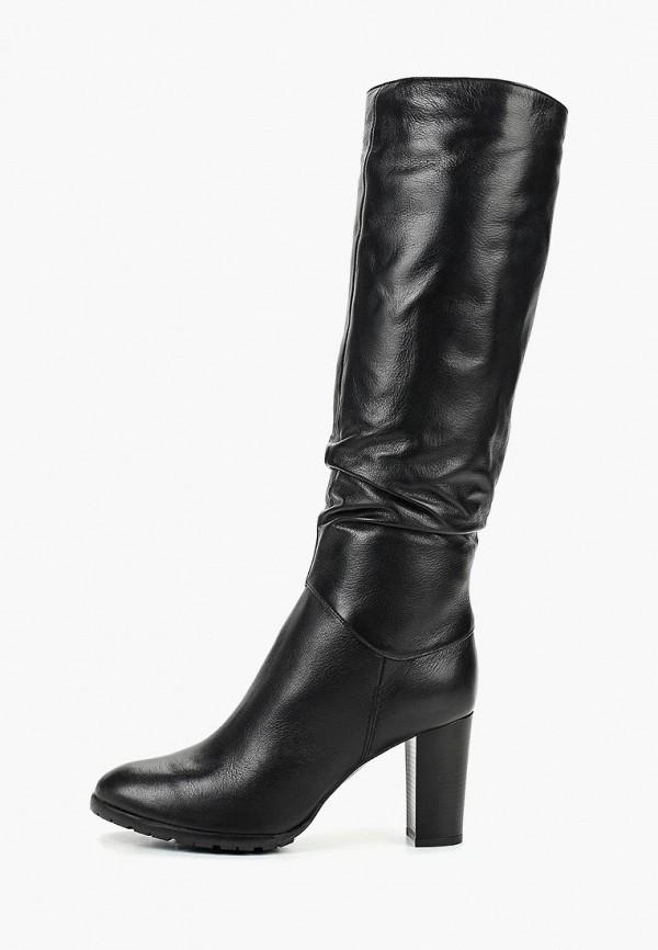 женские сапоги semplice, черные