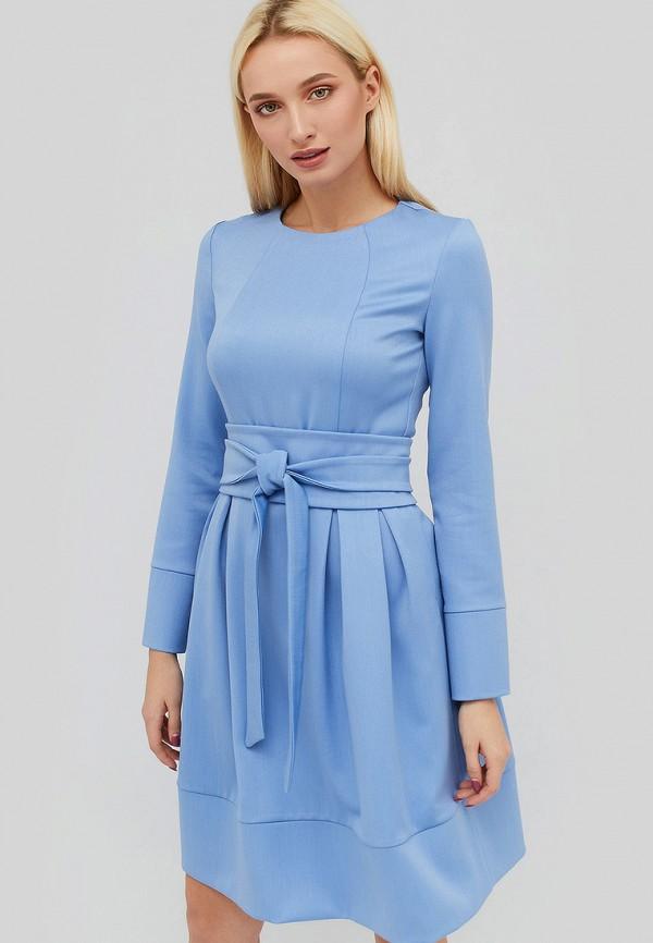 Купить Платье Cardo, mp002xw1hh3n, голубой, Осень-зима 2018/2019