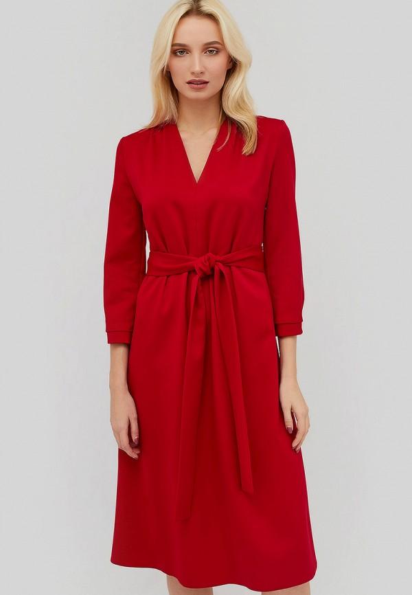 Купить Платье Cardo, mp002xw1hh3q, красный, Осень-зима 2018/2019