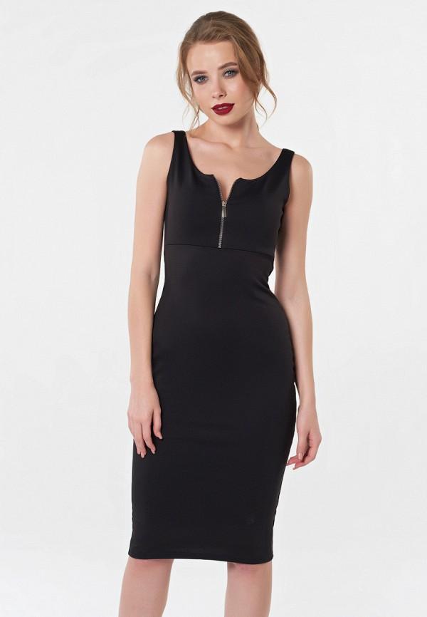 женское повседневные платье irma dressy, черное