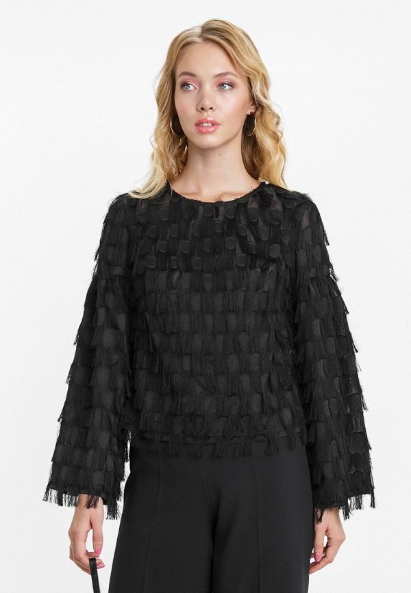 женская блузка audrey right, черная