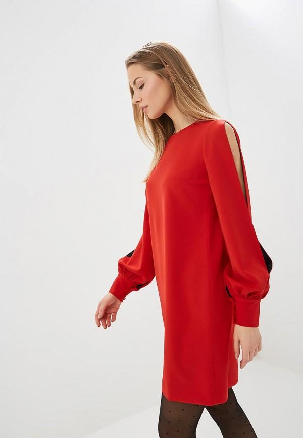 Купить Платье Villagi красного цвета