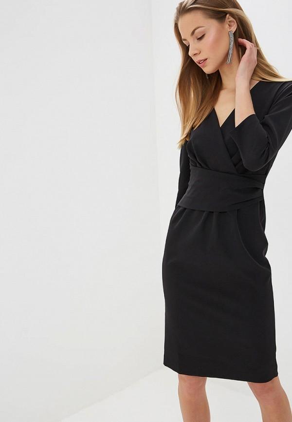 Купить Платье Villagi черного цвета