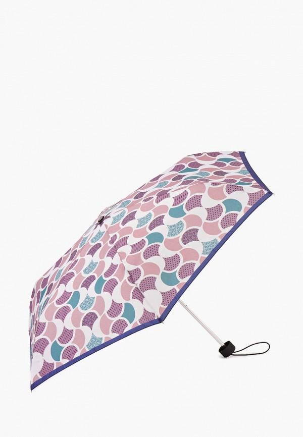 женский складные зонт henry backer, разноцветный