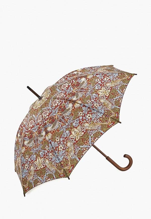 Зонт-трость Fulton Fulton MP002XW1HHH4 зонт трость fulton fulton mp002xw13rrc