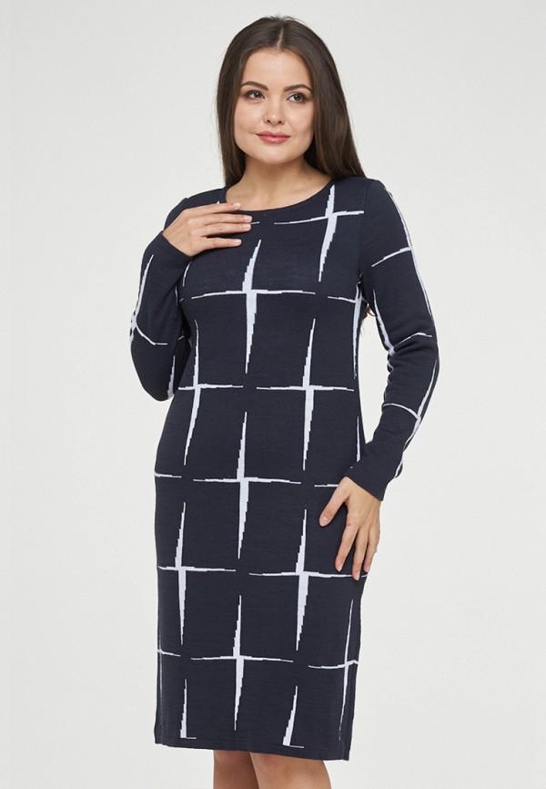женское платье vay, синее