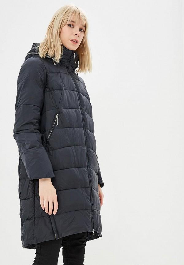 женская куртка winterra, синяя