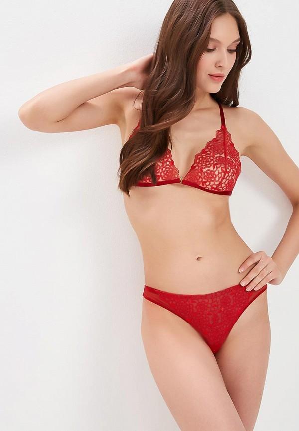 Трусы LA DEA lingerie & homewear LA DEA lingerie & homewear MP002XW1HHRN sexy black lace hem lingerie with no falsies