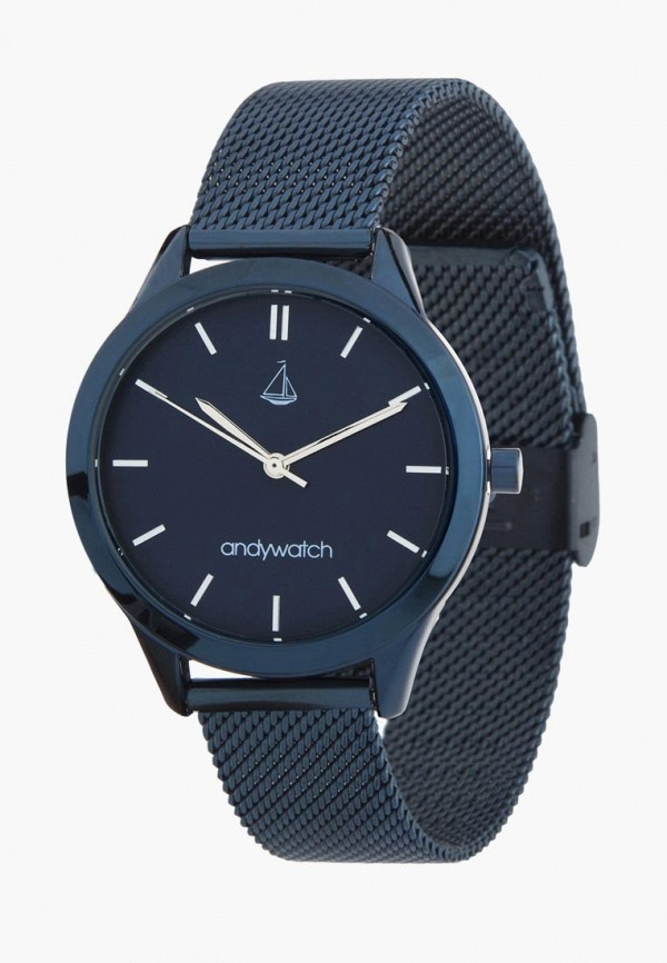 женские часы andywatch, синие