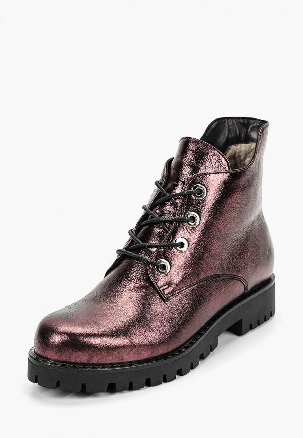 женские ботинки dolce vita, бордовые