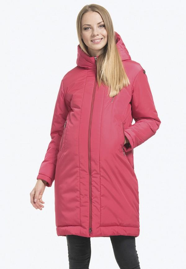 женская куртка для беременных modress, розовая