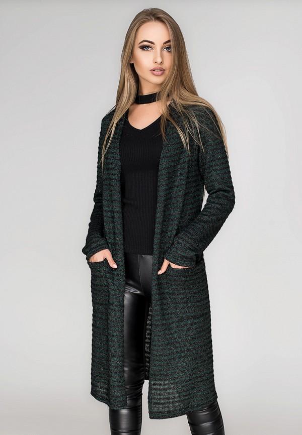 Купить Кардиган Leo Pride, mp002xw1hi41, зеленый, Осень-зима 2018/2019