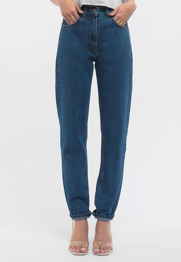 женские джинсы minnim, синие