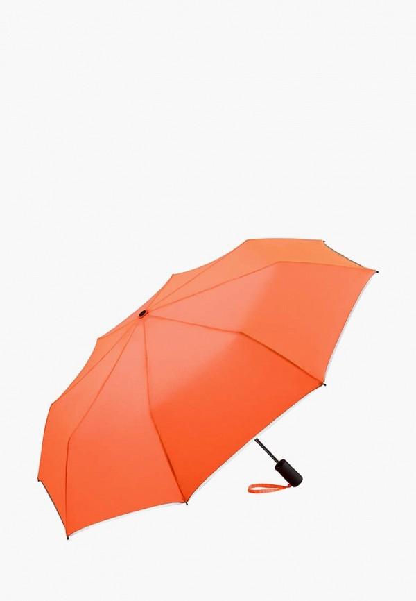 женский зонт fare, оранжевый