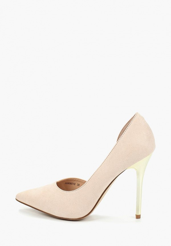 женские туфли t.taccardi, розовые