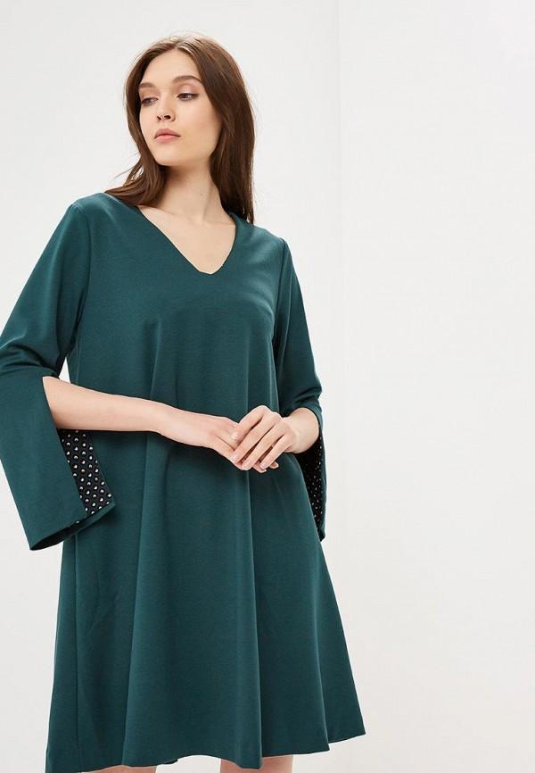 женское повседневные платье ruxara, зеленое