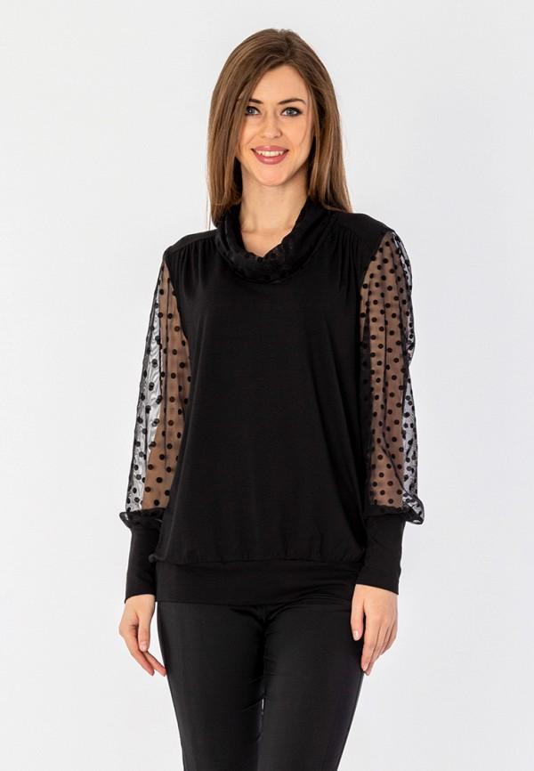 женская блузка s&a style, черная