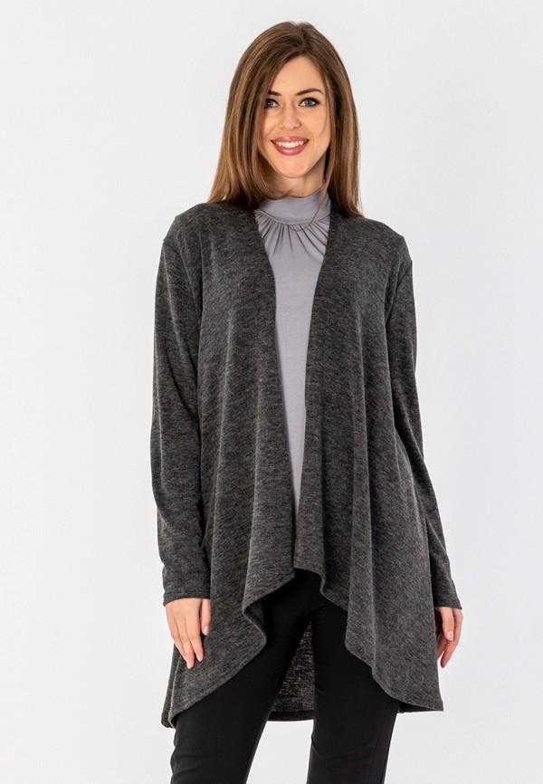 женский кардиган s&a style, серый