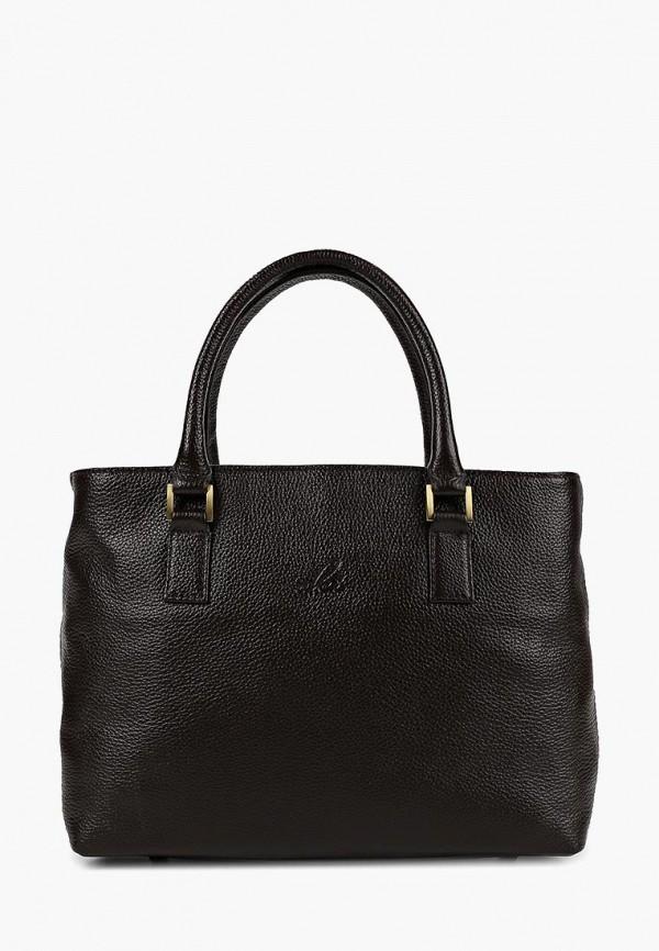 женская сумка olci, коричневая