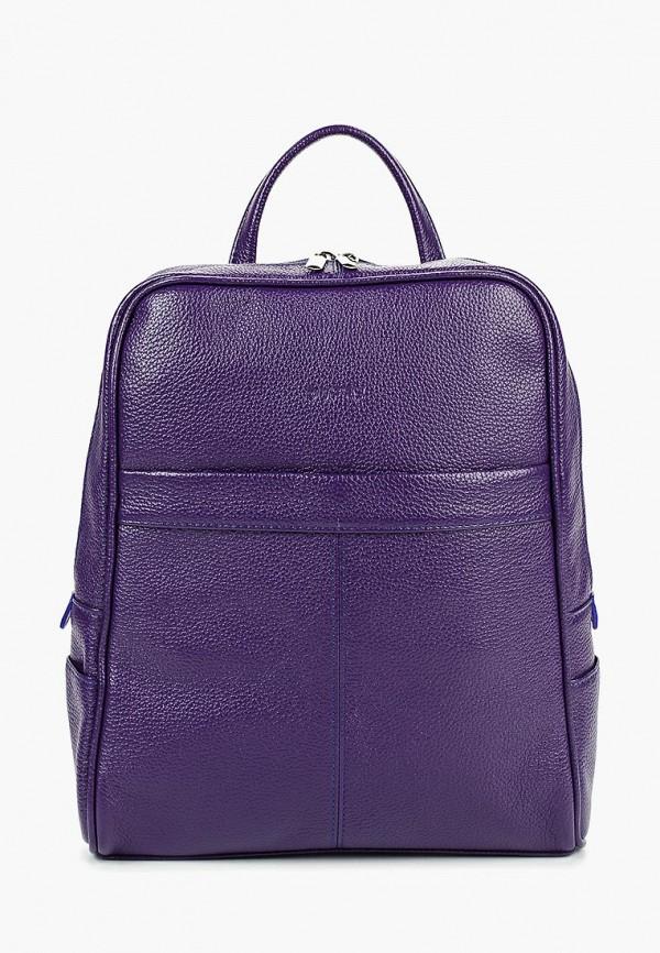 женский рюкзак duffy, фиолетовый