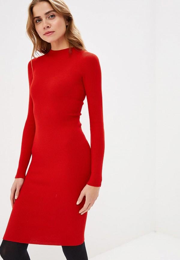 женское повседневные платье marytes, красное