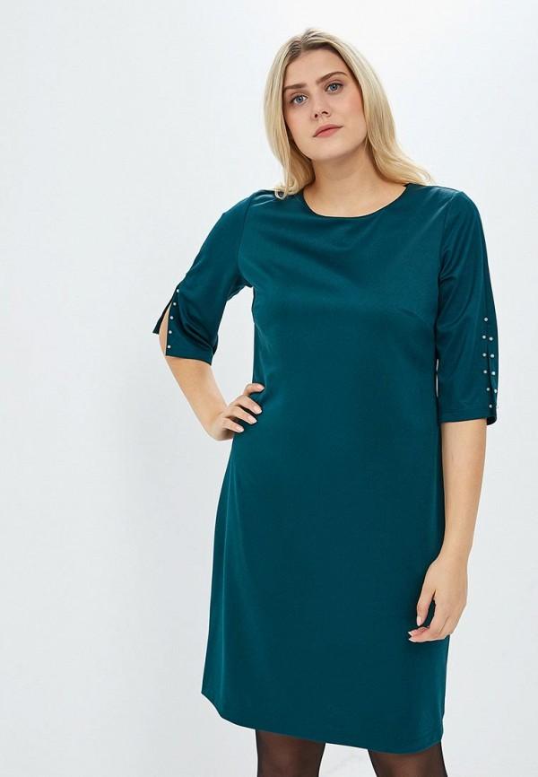 Купить Женское платье Svesta зеленого цвета